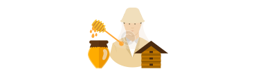 Termelői méz és értékesítés